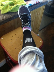 I believe this was showing how I'm most stylish when working out.