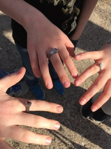 Prairie Diamond Rings